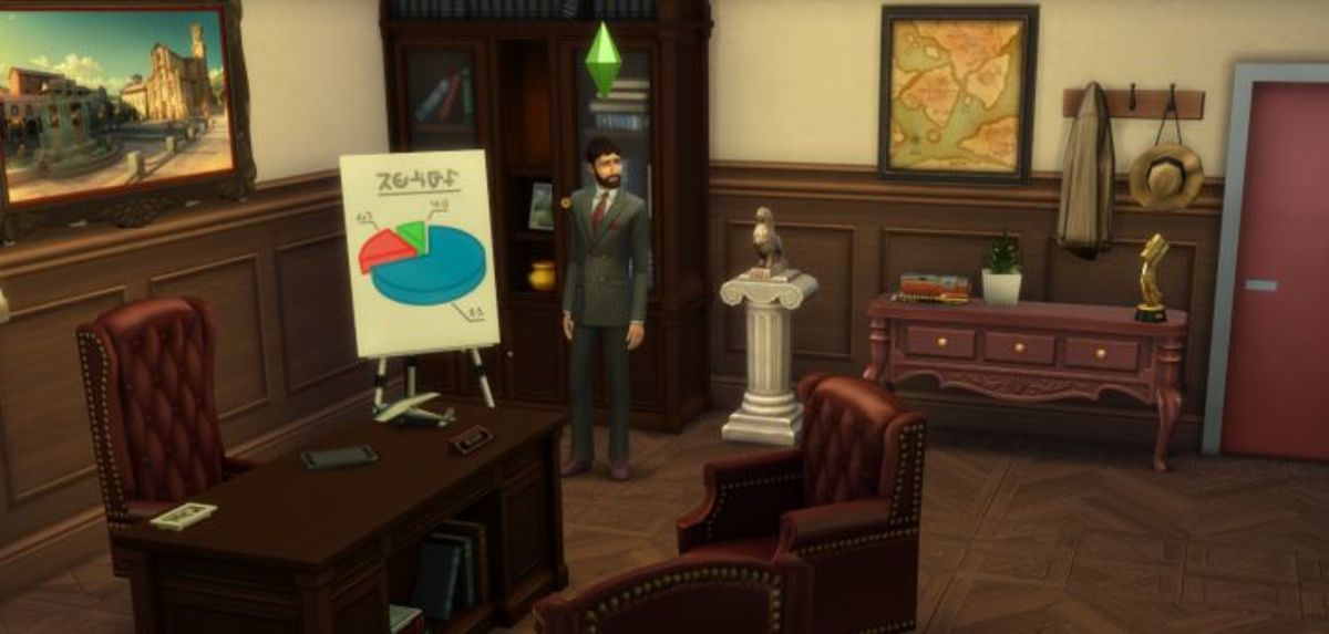 The Sims 4 Business Career