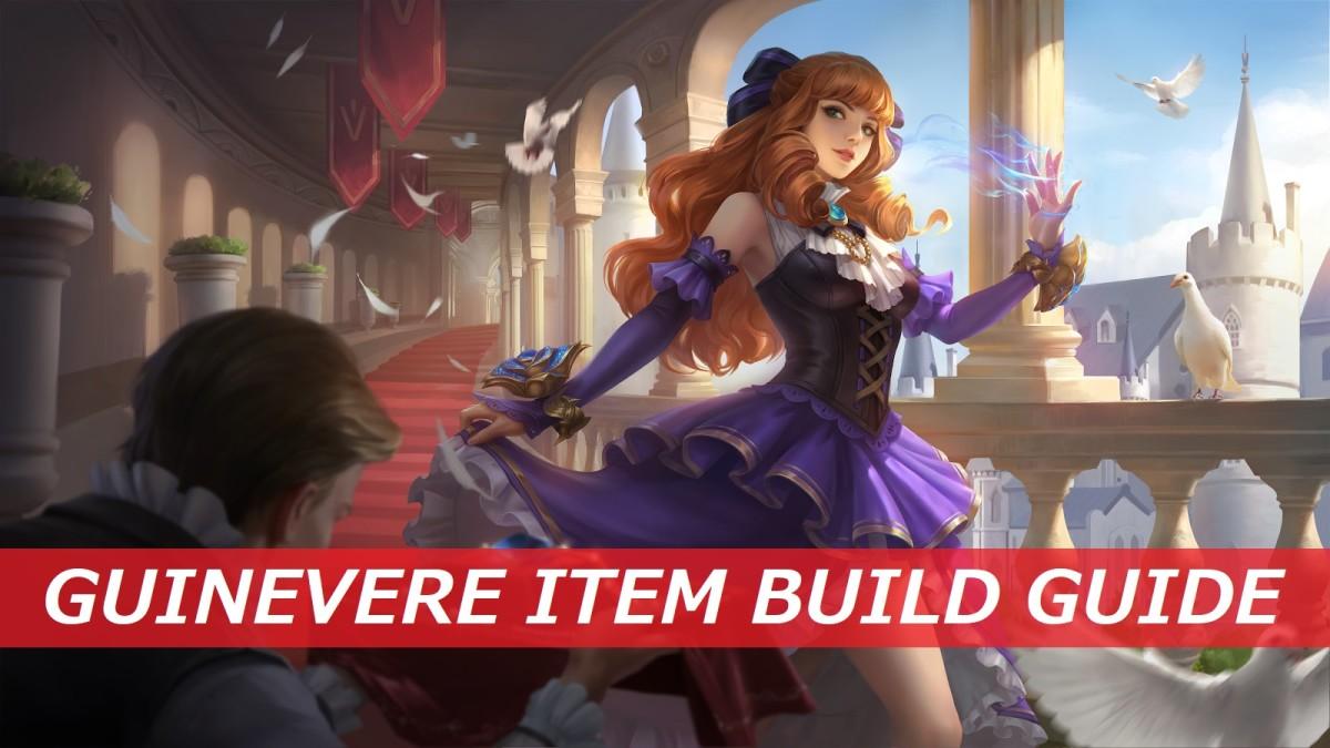 Mobile Legends Guinevere Item Build Guide