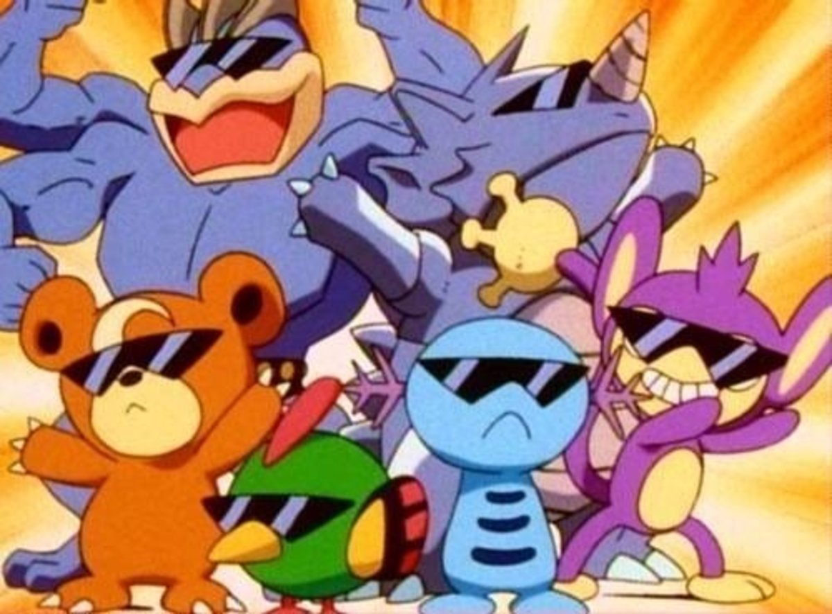 Pokémon swagger