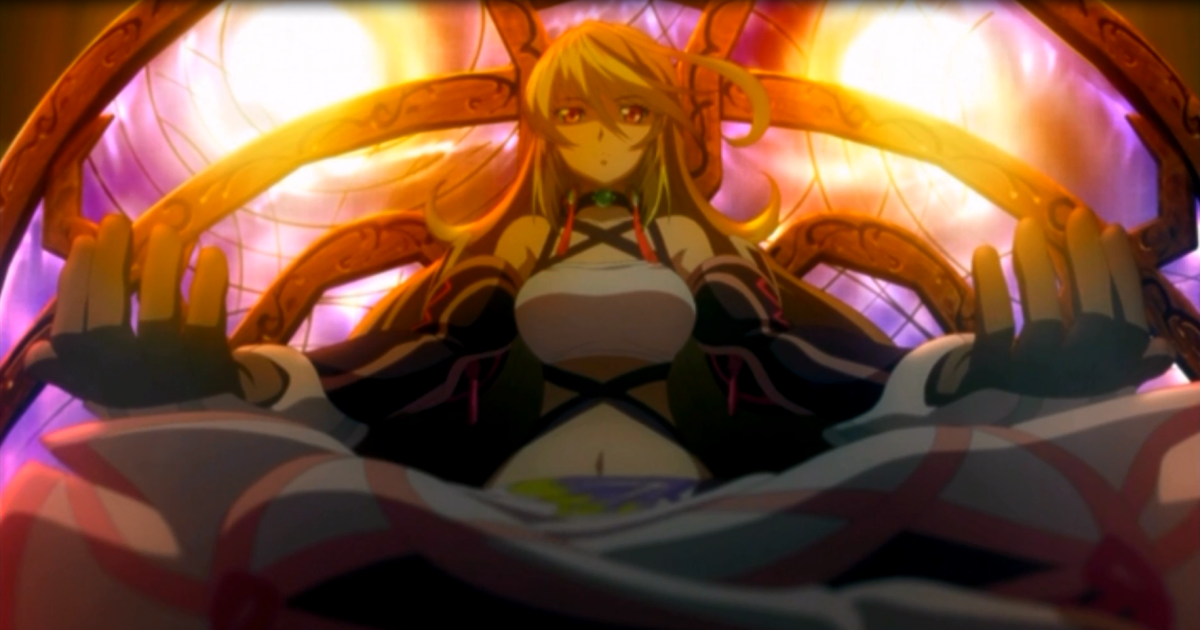 Milla meditates in her shrine north of Nia Khera.