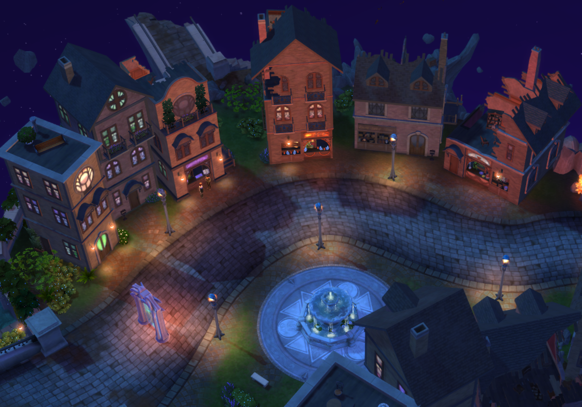 """The Sims 4: Realm of Magic"" Guide"