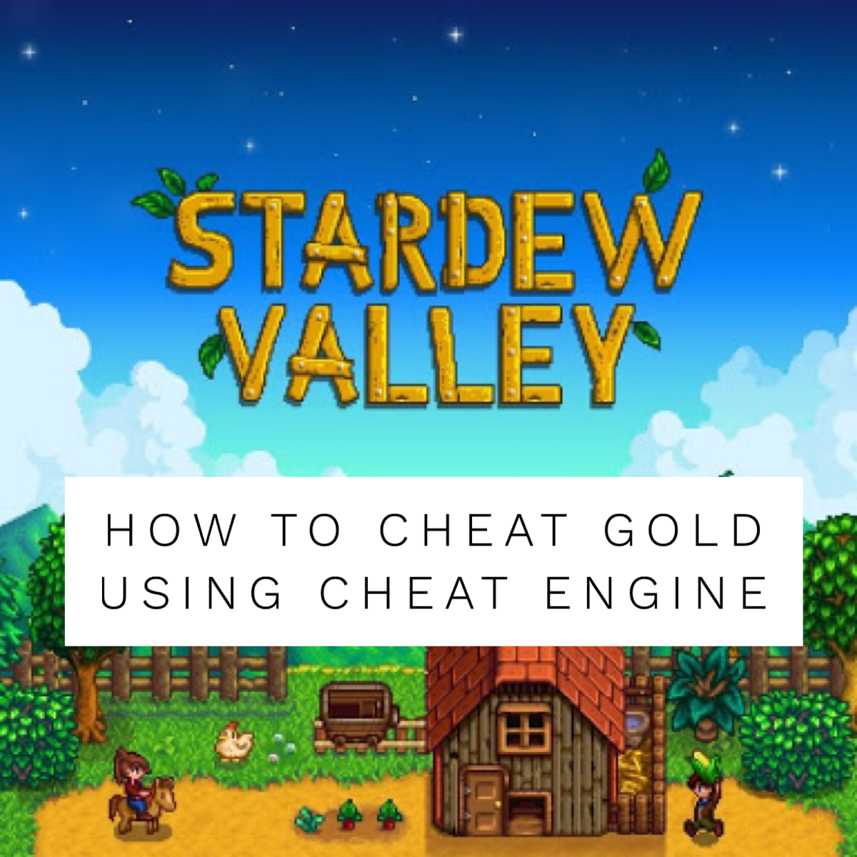 How to Cheat Gold in