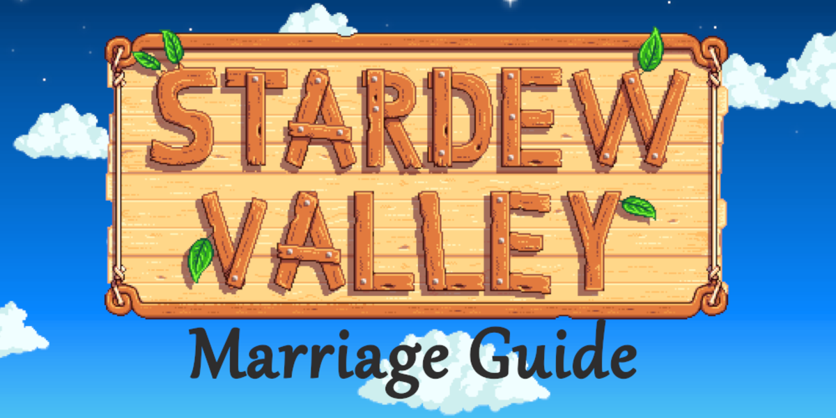 """Stardew Valley"" Marriage Guide"