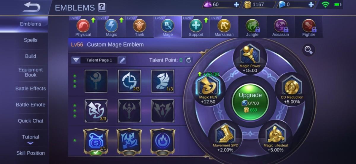 Mage Emblem for Alice