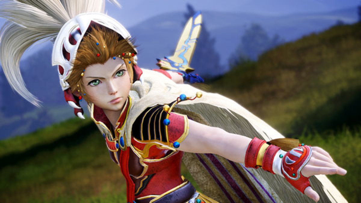 "Onion Knight ""FF Dissidia"""