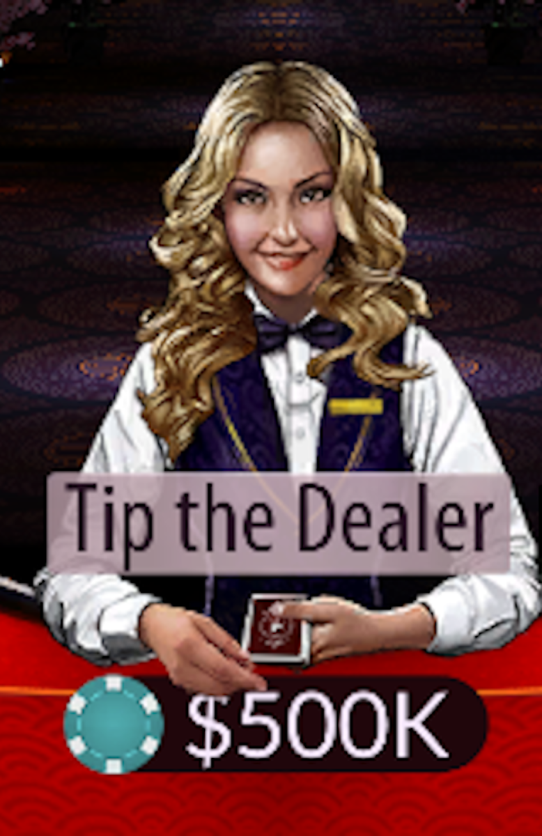 "This is the deal found on ""Zynga Poker"" tables."