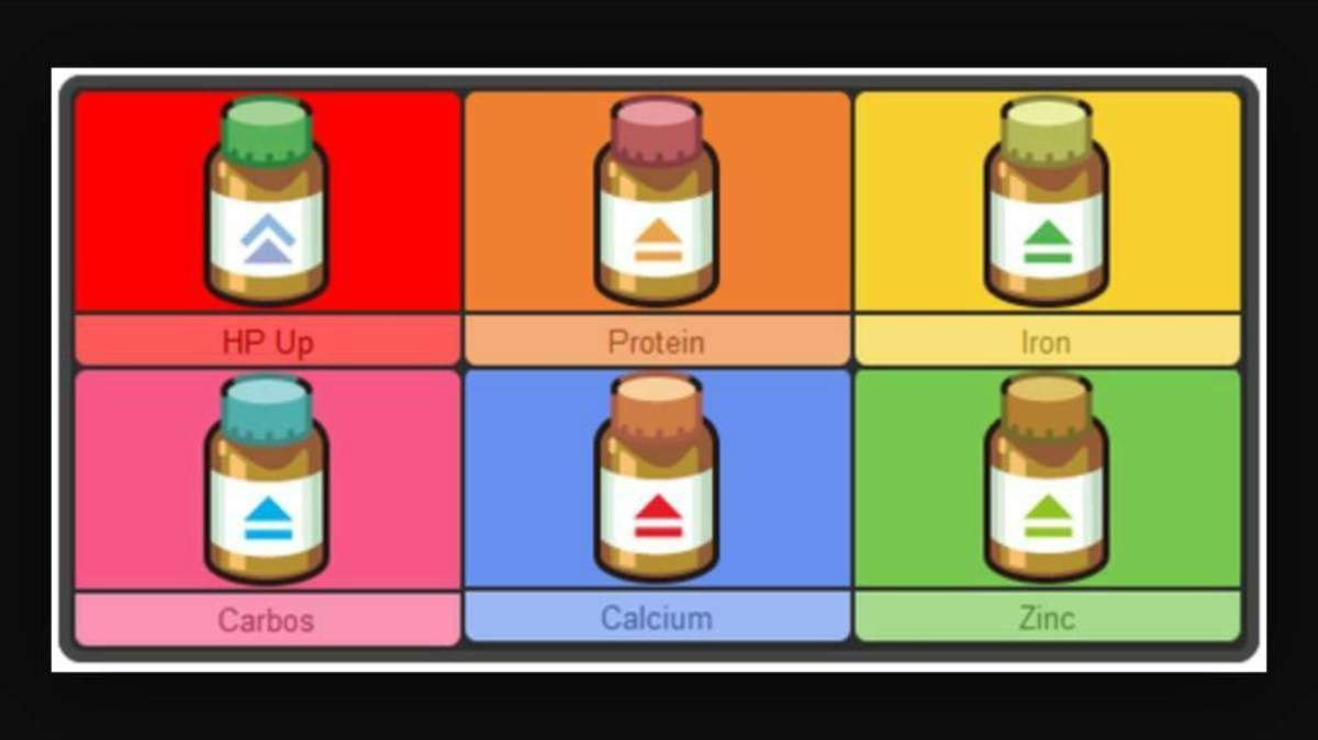 "Vitamins in ""Pokémon"""