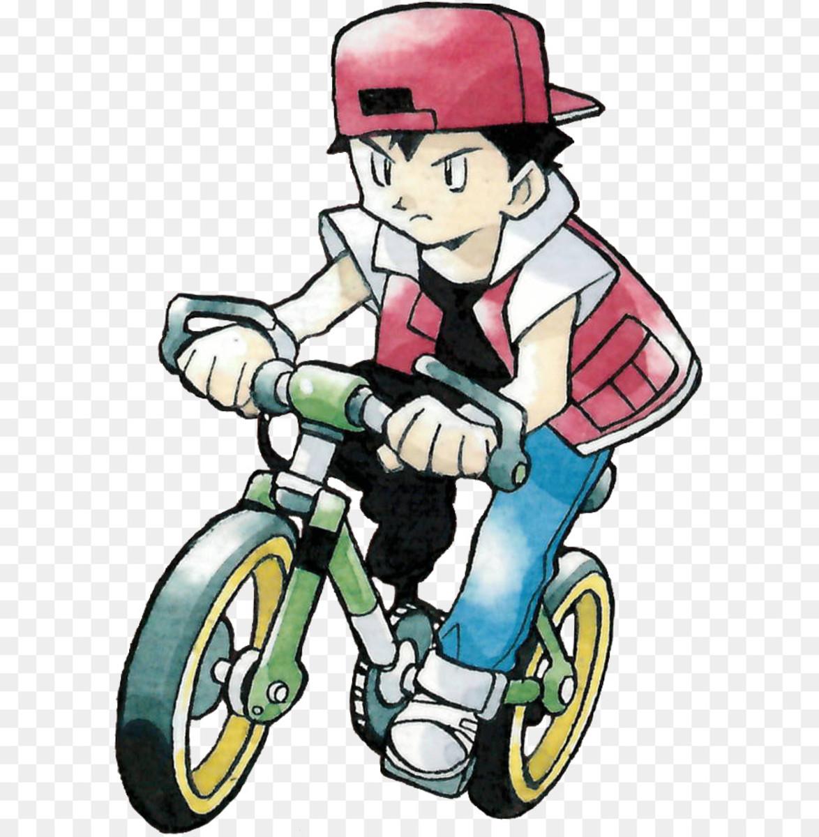 Red's Bike