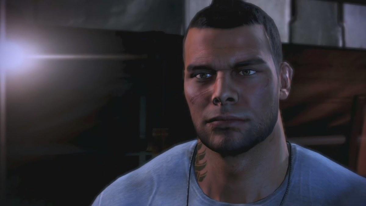 "Vega as he appeared in ""Mass Effect 3."""