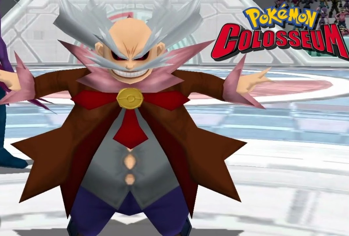 Evice in Pokémon Colosseum
