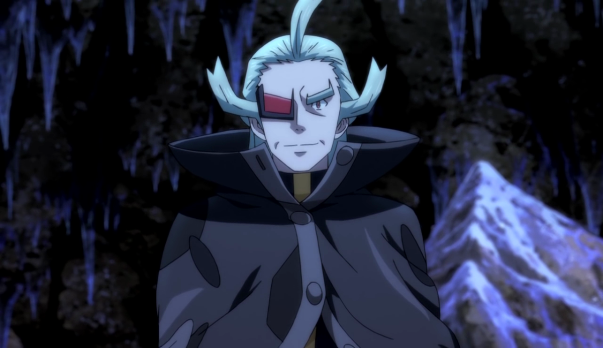Ghetsis in the anime
