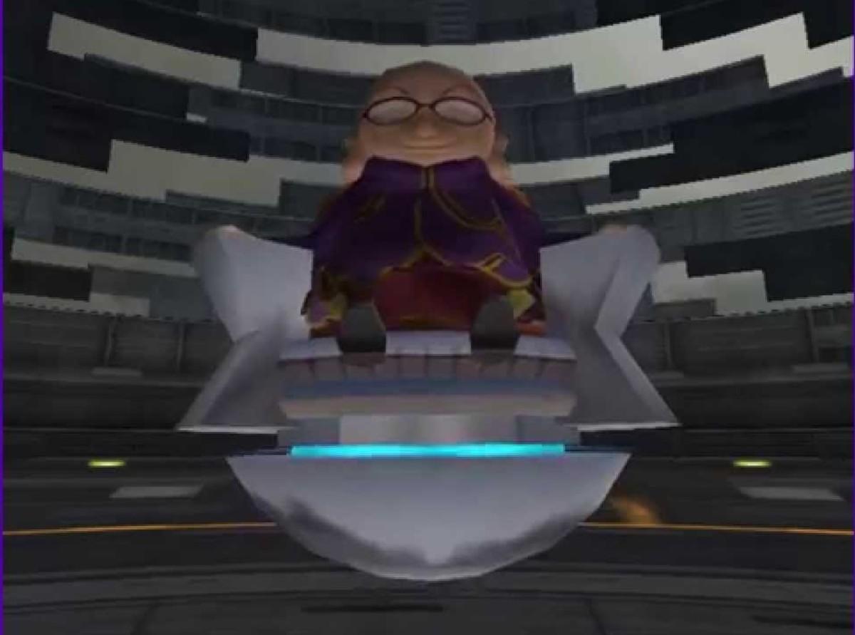 Greevil in Pokémon XD: Gale of Darkness