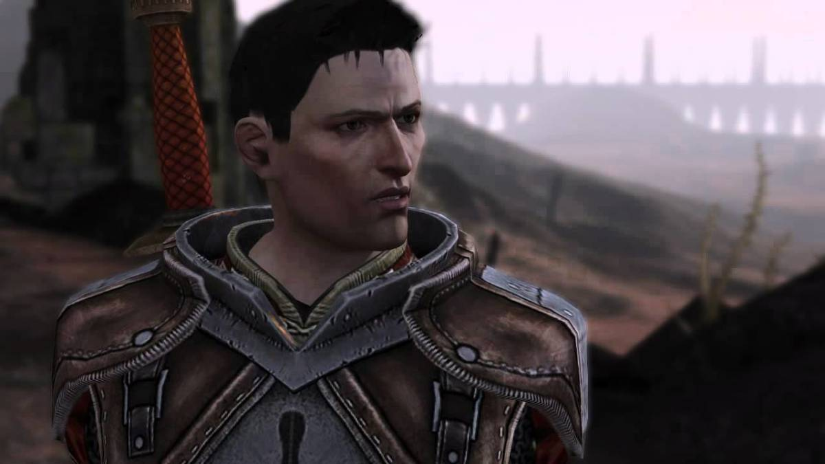 Wesley as he appeared in Dragon Age 2.""