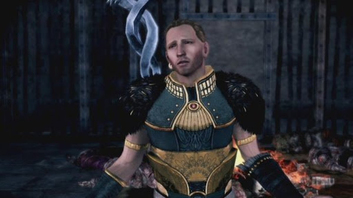 Anders appears in a promotional video for Awakening.