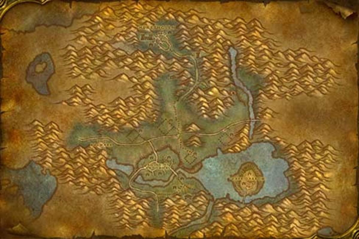 horde leveling guide western plaguelands