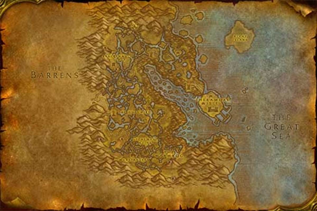 alliance leveling guide 1 60