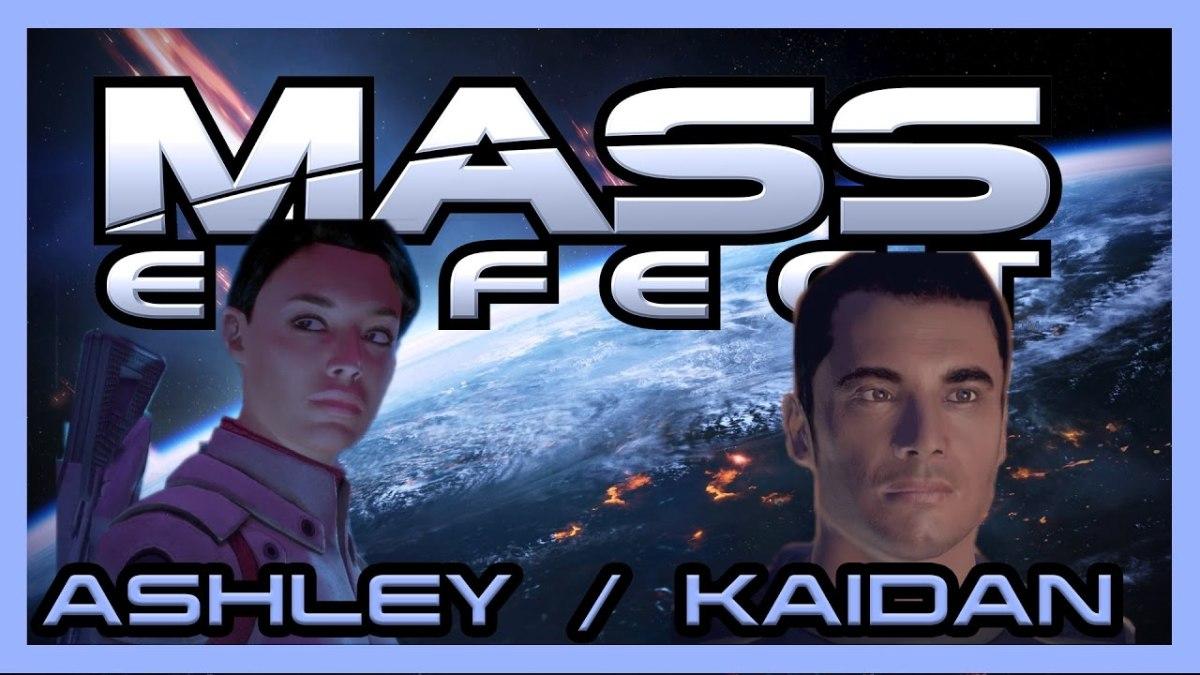 Kaidan or Ashley?