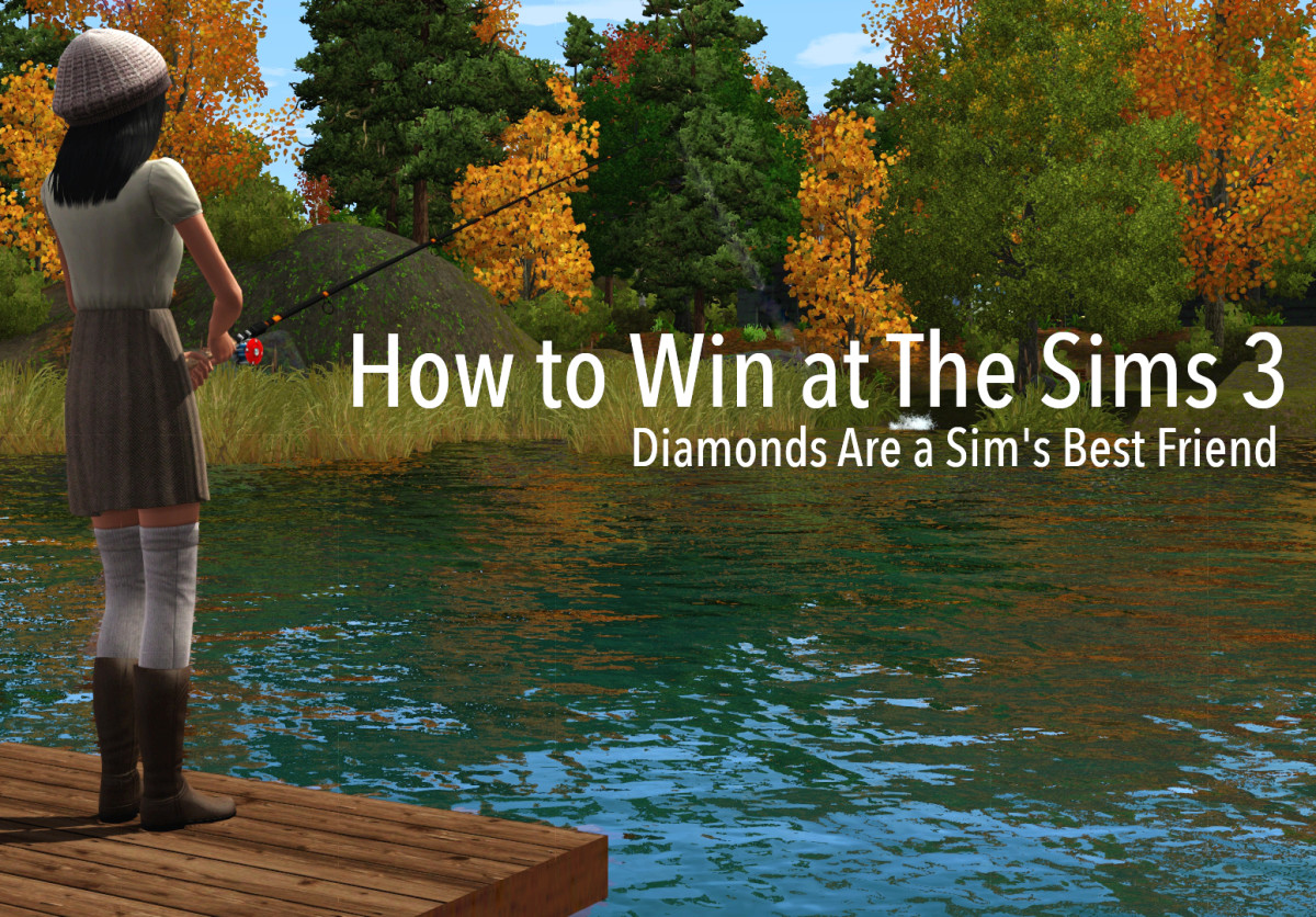 """How to Win at """"The Sims 3"""": Diamonds Are a Sim's Best Friend"""
