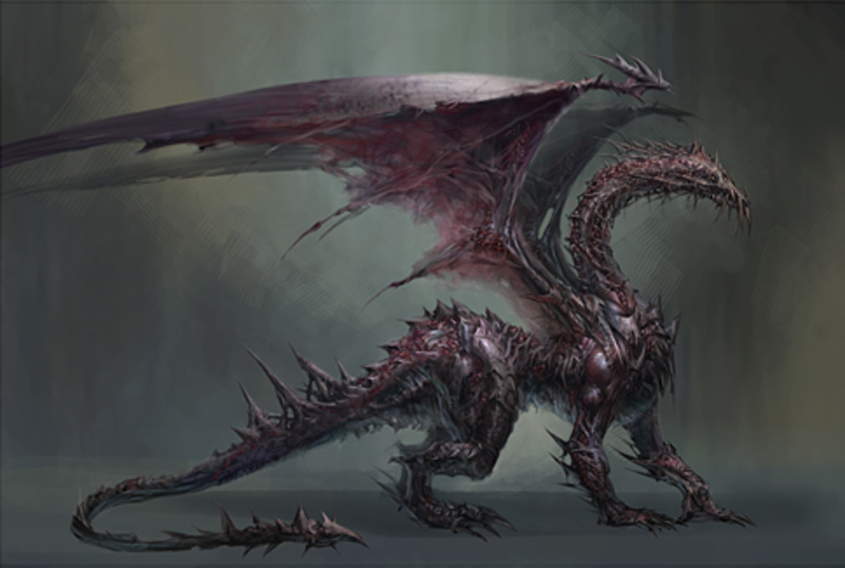 An image of an archdemon.