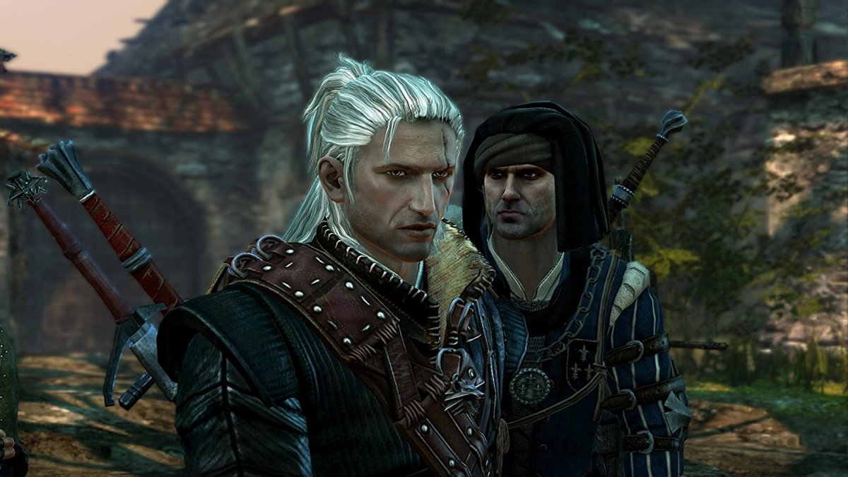 """The Witcher 2"" Cutscene"