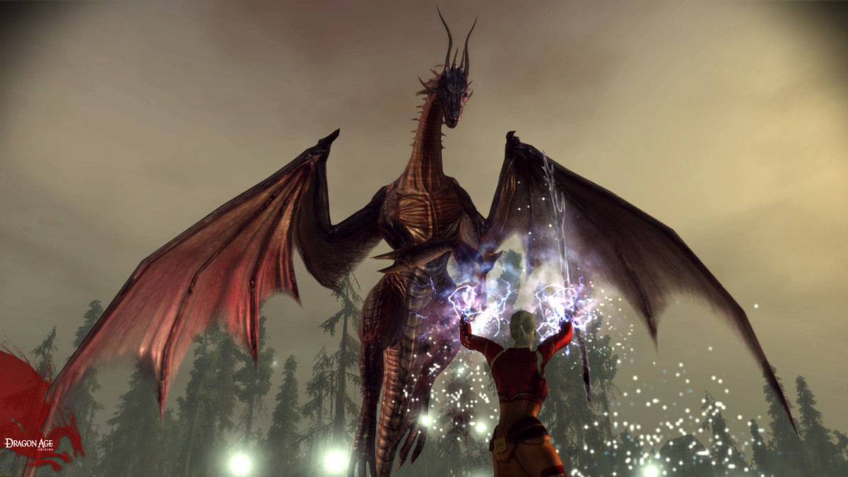 """Dragon Age: Origins"" Screenshot"