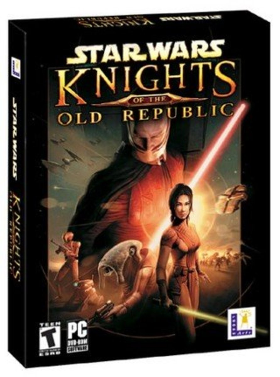 """Star Wars: Knights of the Old Republic"""