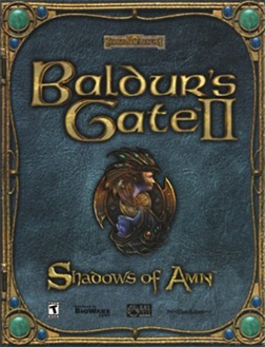 """Baldur's Gate II: Shadows of Amn"""