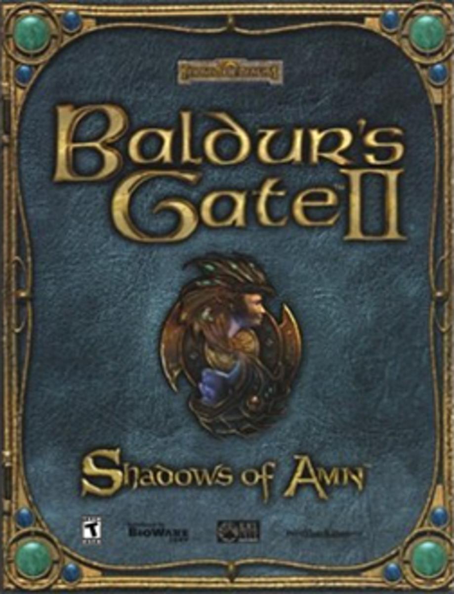 """Baldur's Gate II: Shadows of Amn"""