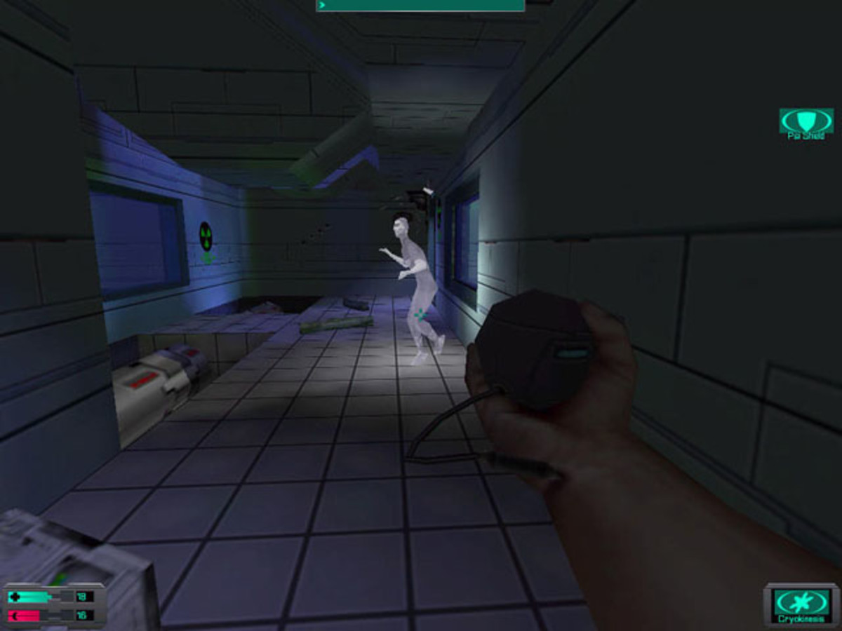 System Shock 2 used the same game engine as Thief (the first one).