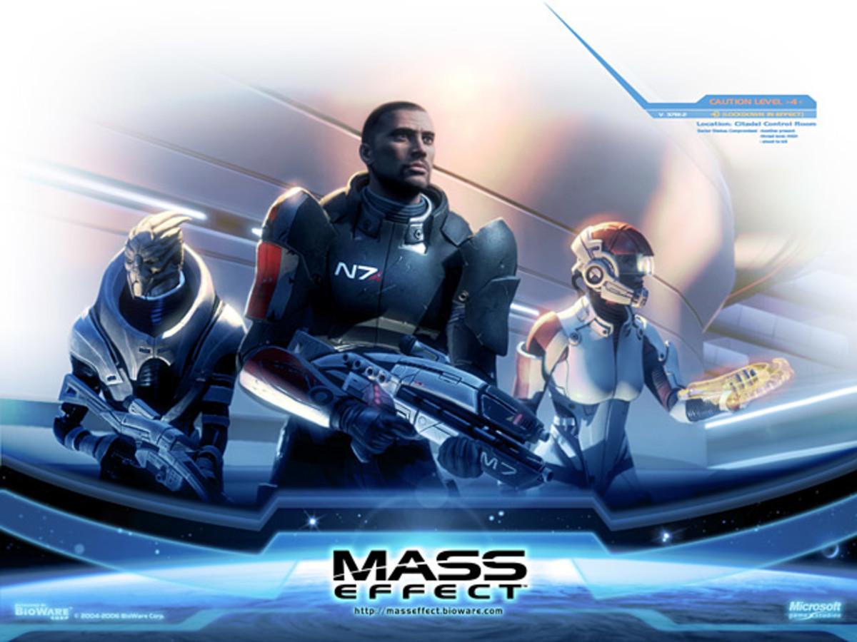 """""""Mass Effect"""""""