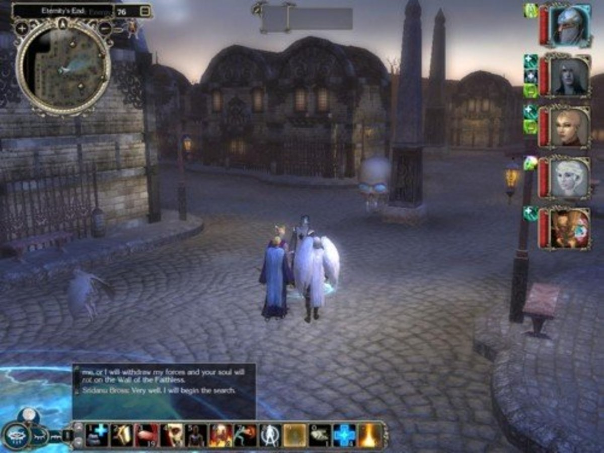 """Neverwinter Nights 2"" Screenshot"