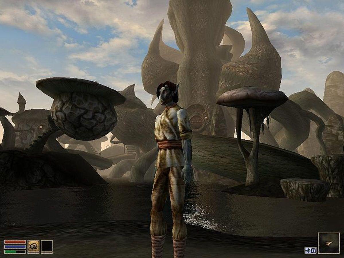 Аддон теневой кардинал расширяет игровой мир оригинальной игры обливион