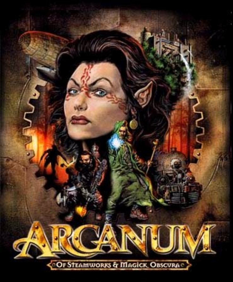 """Arcanum: Of Steamworks and Magick Obscura"""