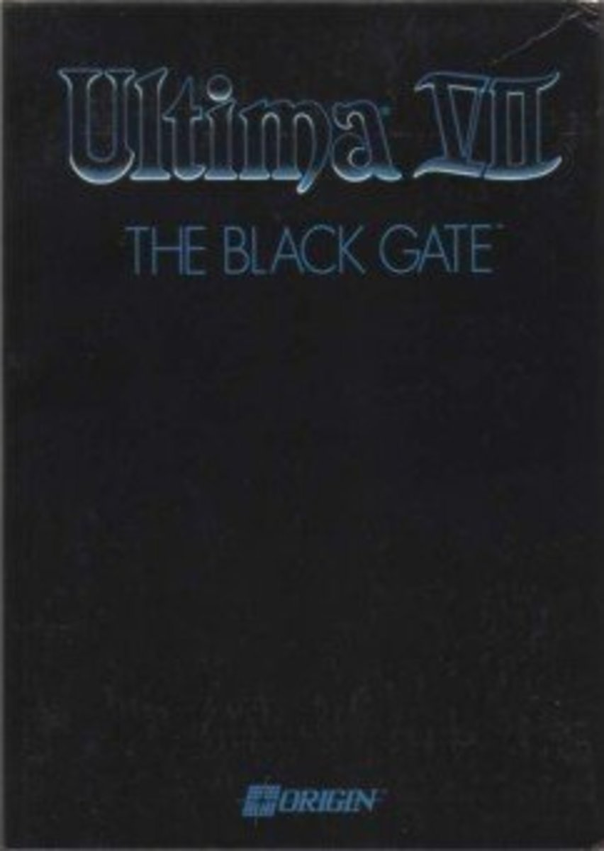 """Ultima VII: The Black Gate"""