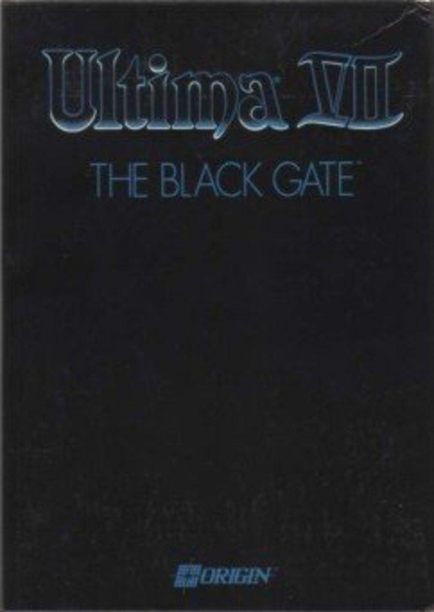 """Ultima VII: The Black Gate"""