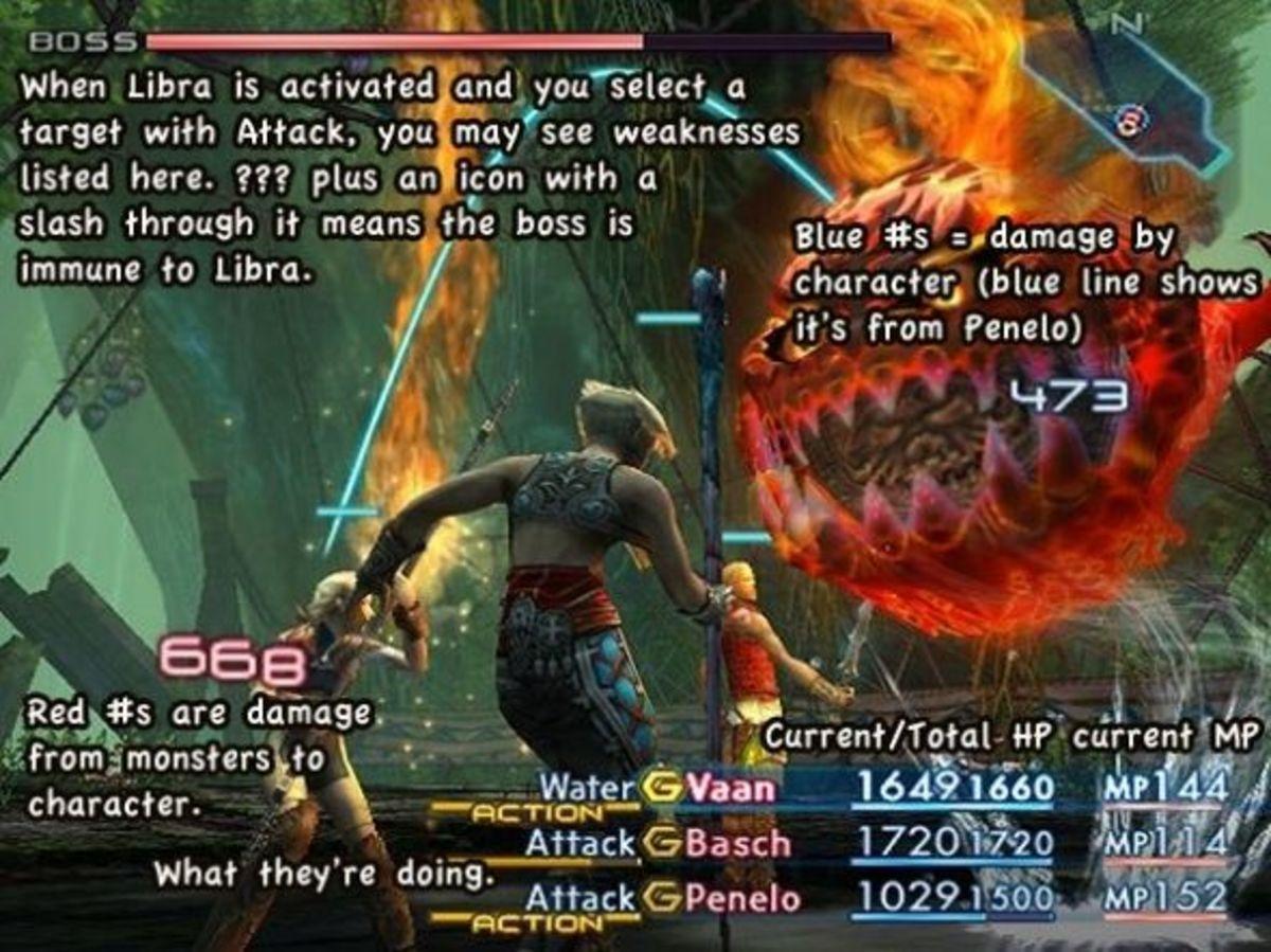A sample battle scene.