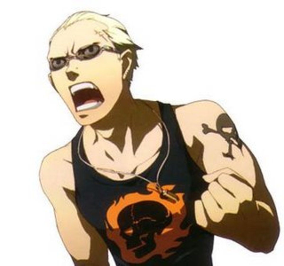 Kanji: Pretty much definitely gay, don't fight me on this