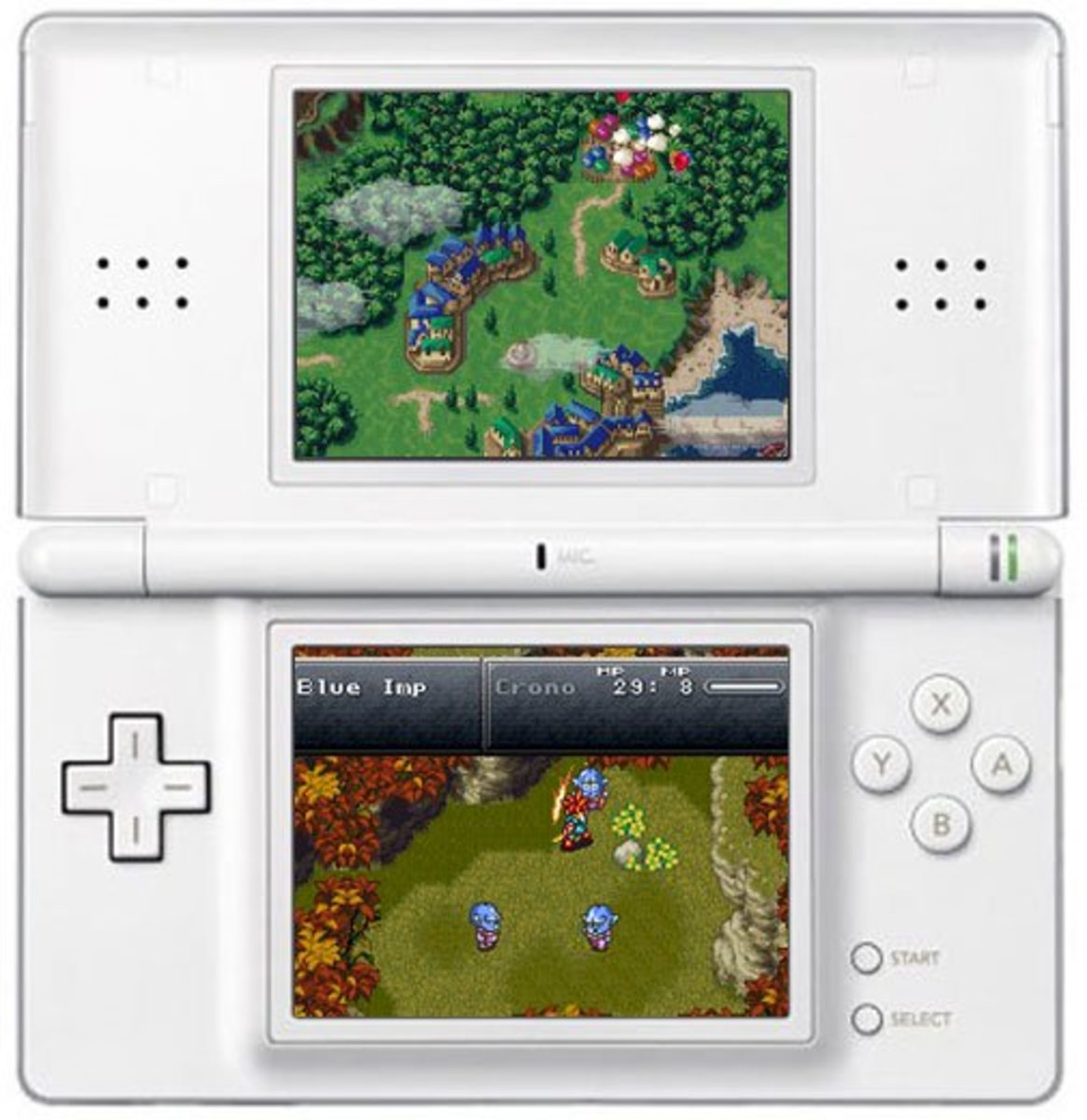 The Top 10 Best Nintendo DS RPGs: Role Playing At Its