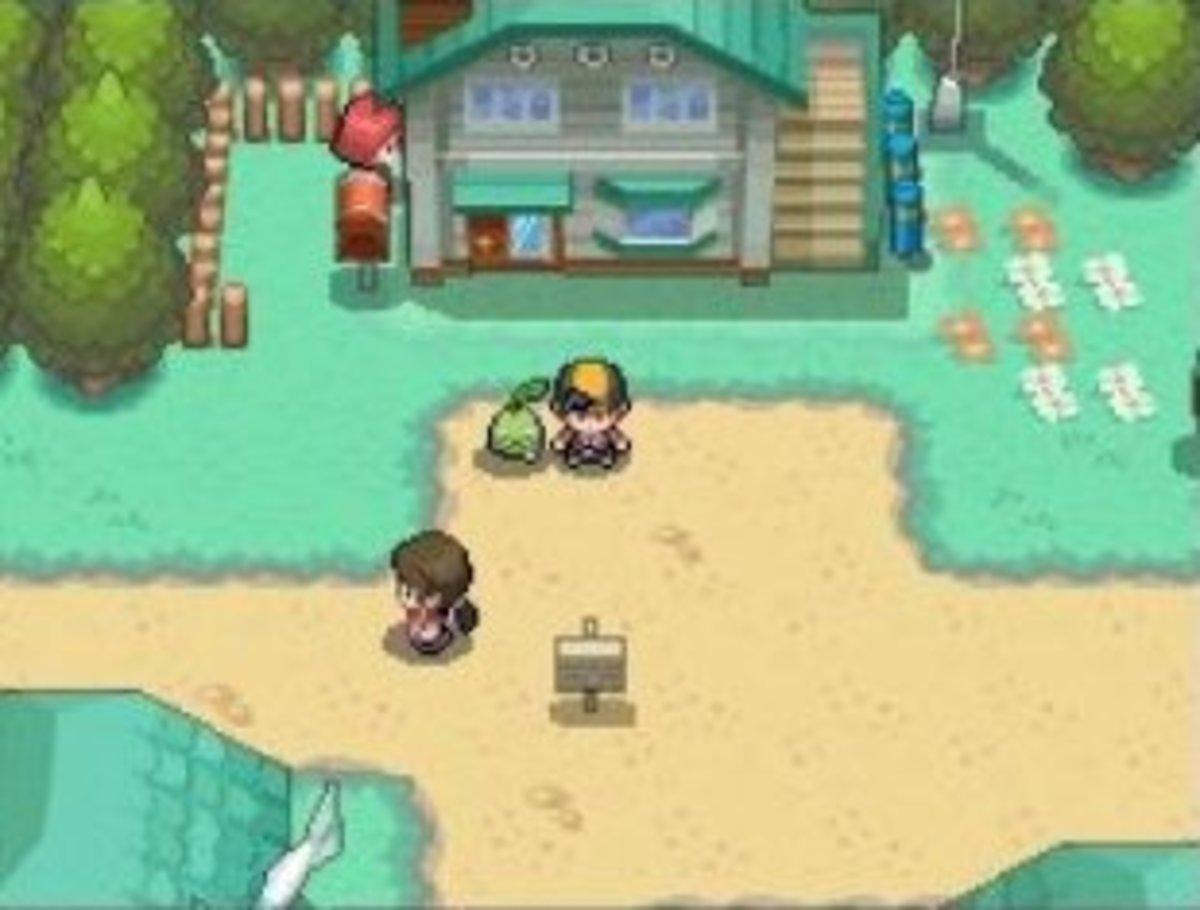 Pokemon HeartGold/SoulSilver