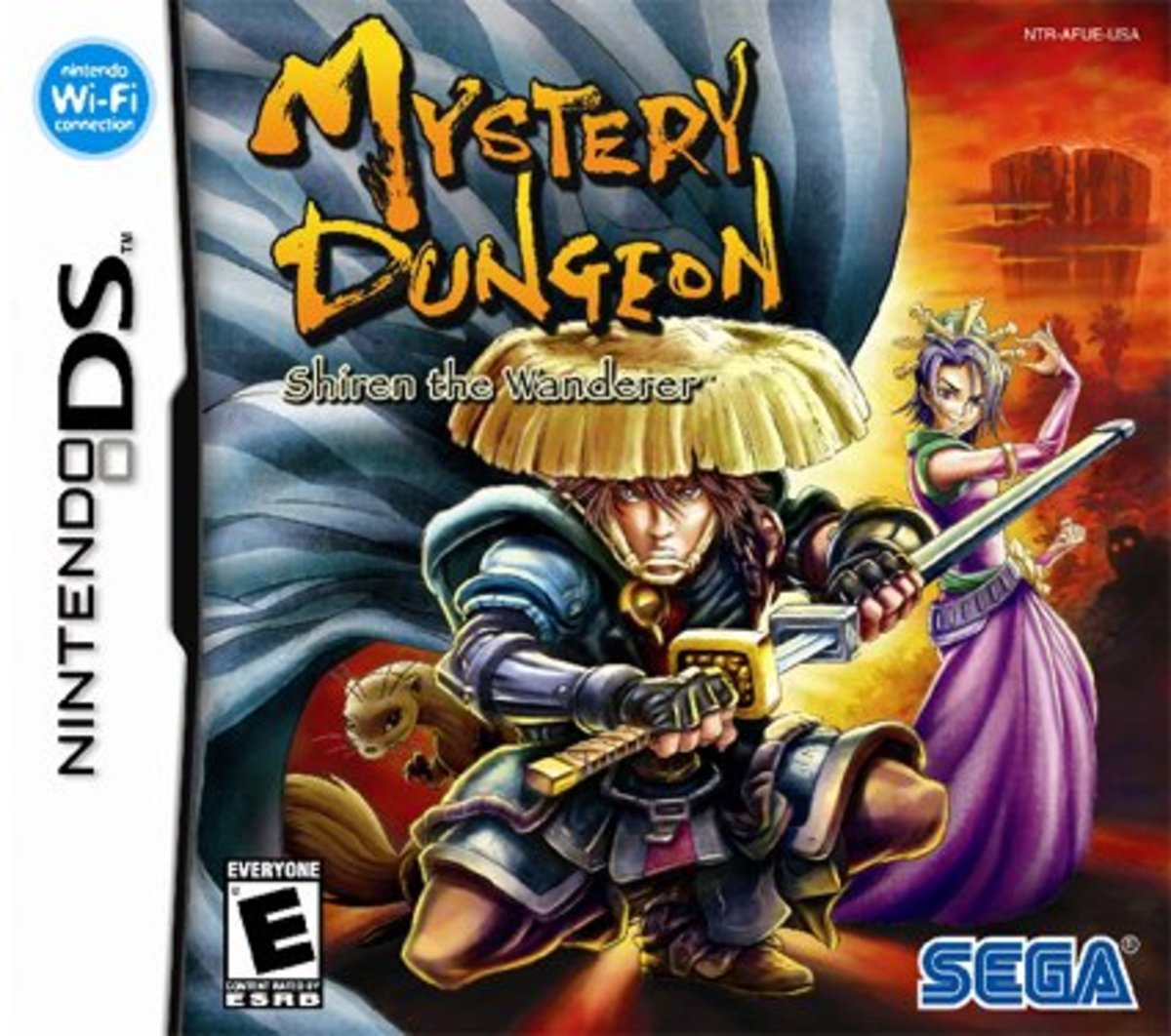 Shiren the Wanderer for the DS