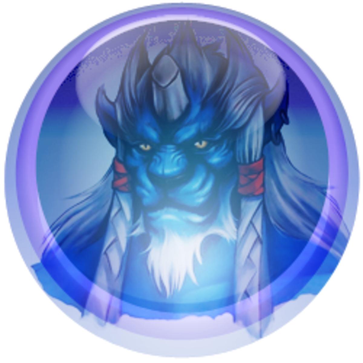 Kimahri Celestial Weapon - Spirit Lance