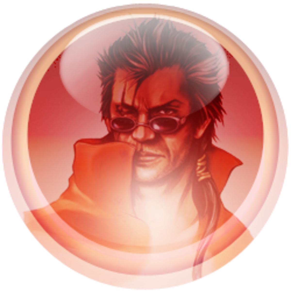 Auron Celestial Weapon - Masamune