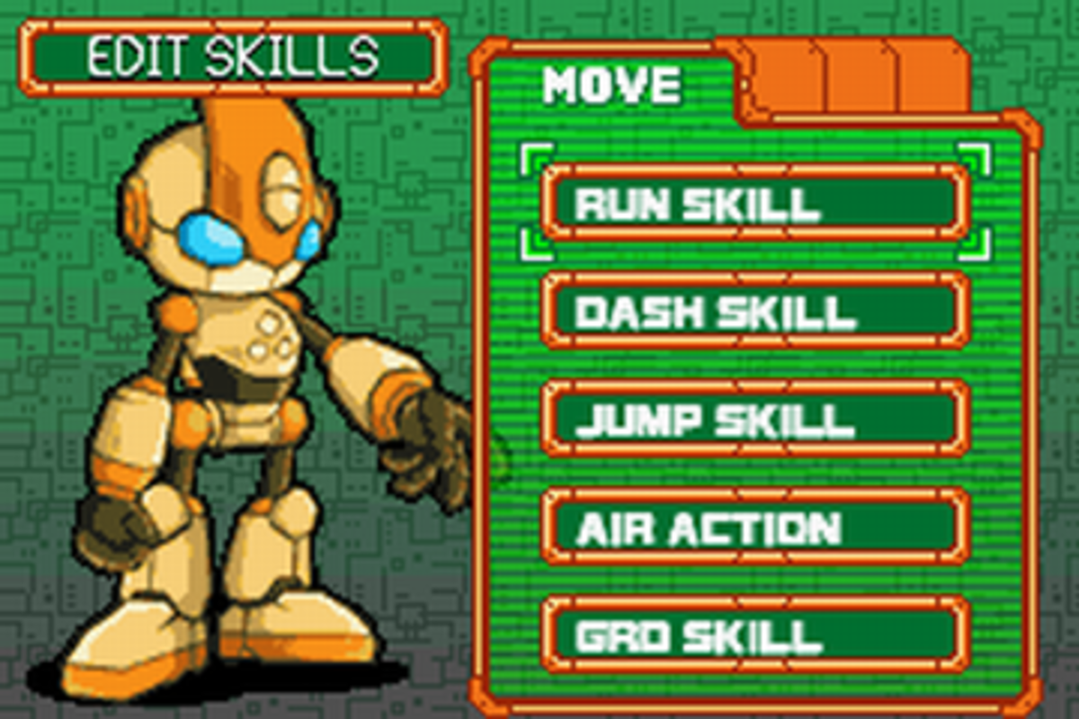 In Sonic Battle 2, characters should be given 3 different movesets to cycle through during gameplay.