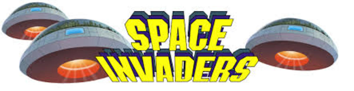 Those Invaders Are Coming! It's Space Invaders by Taito