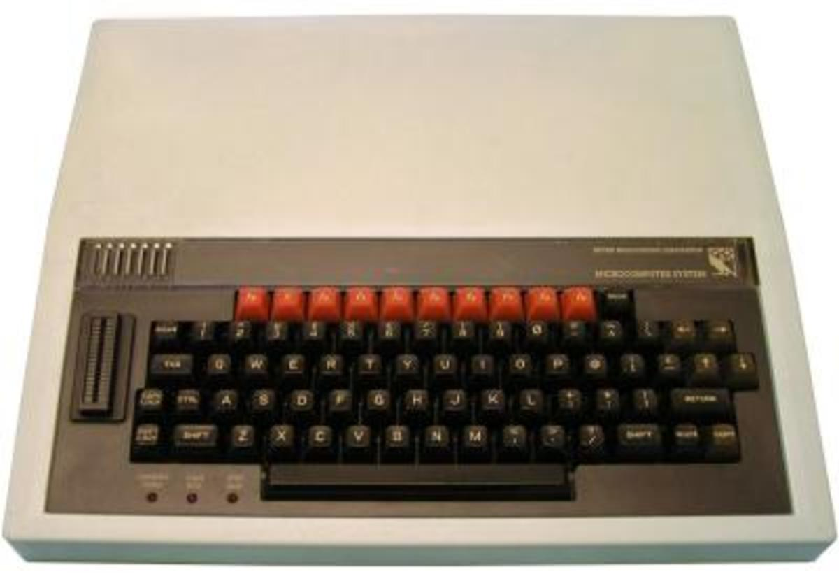 The BBC Micro looked professional and was durable