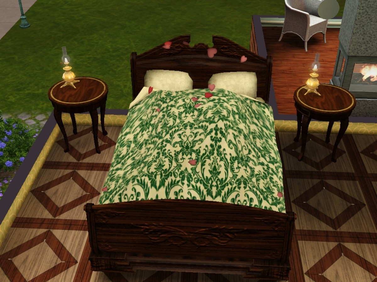 Where Sims Can Woohoo And Try For Baby In The Sims 3 Levelskip