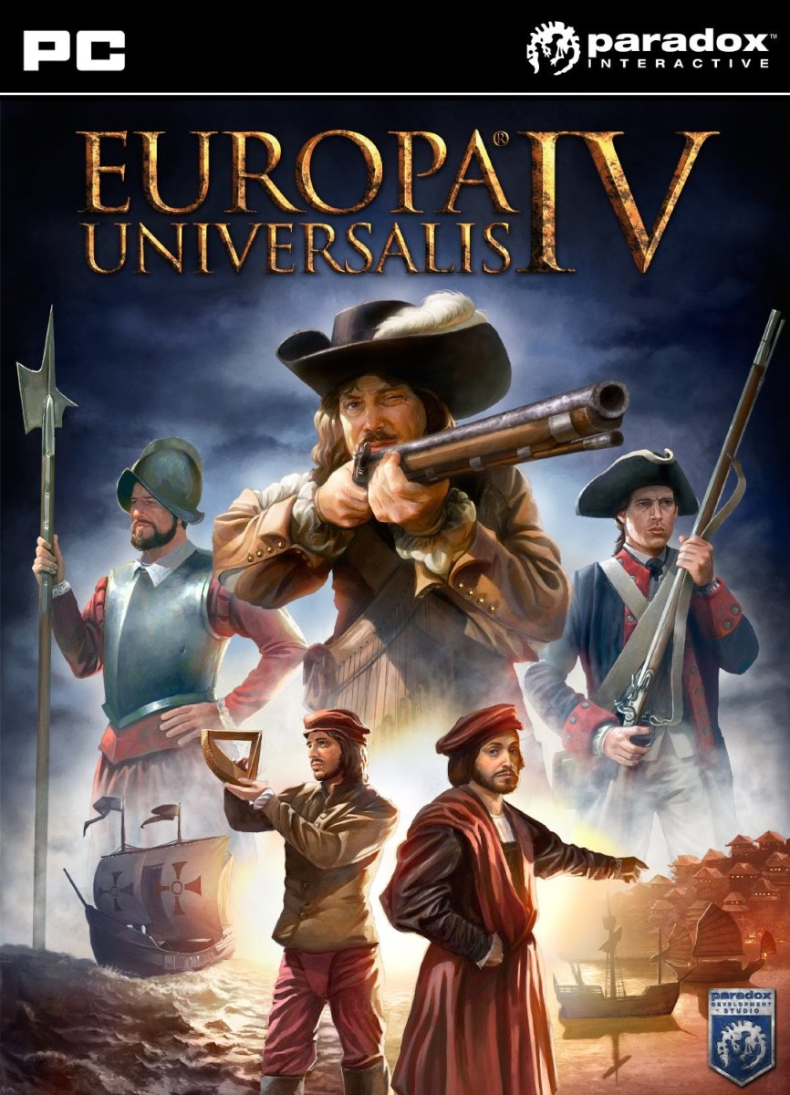 Europa Universalis IV (fair use)