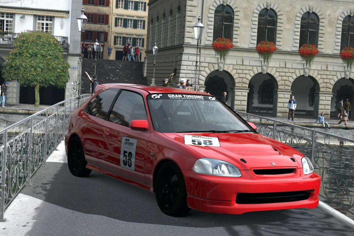 Honda Civic Type R (EK) '97 RM GT5