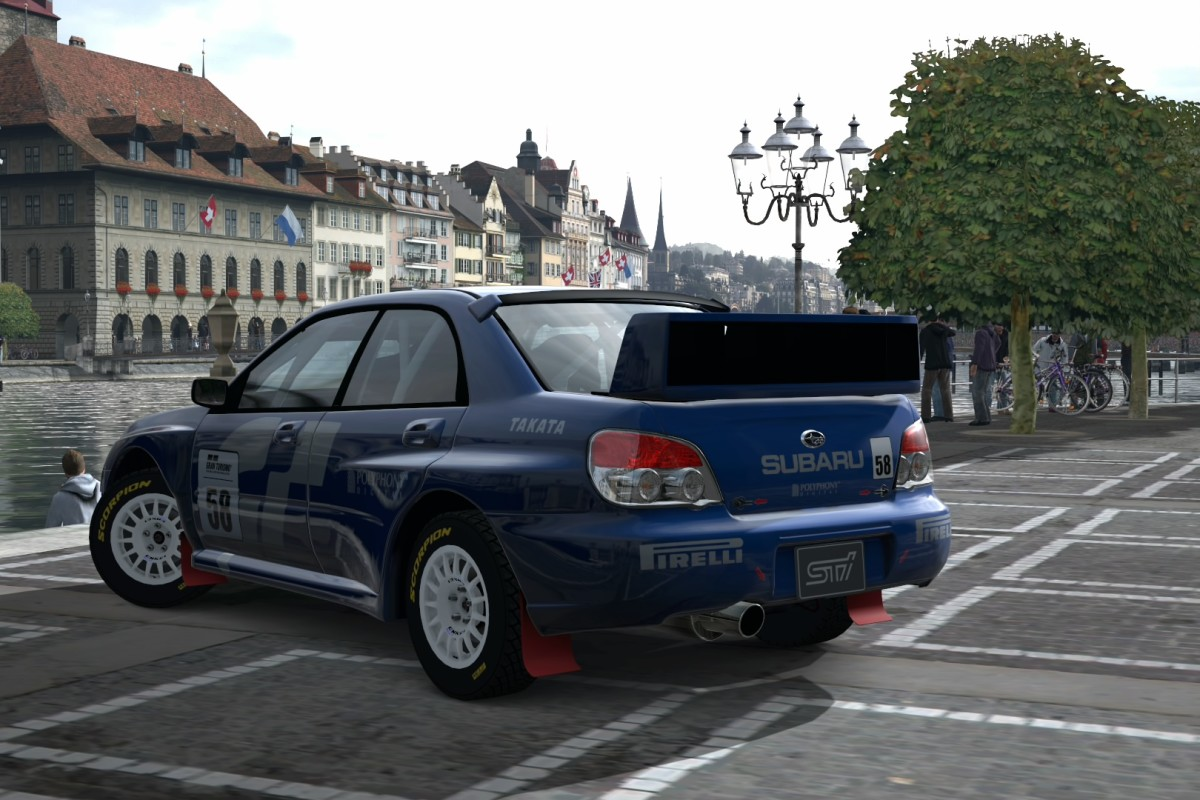 Subaru Impreza Sedan WRX STI Spec C Type RA '05 RM GT5