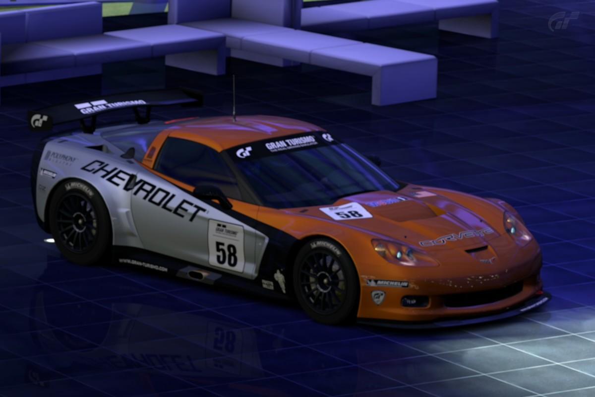 Chevrolet Corvette Z06 (C6) '06 RM GT5